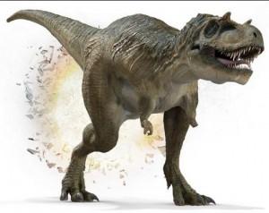 Tyrrell's Albertosaurus found 1884