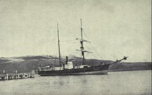 HMCS Karluk, before its Northwest Passage Expedition