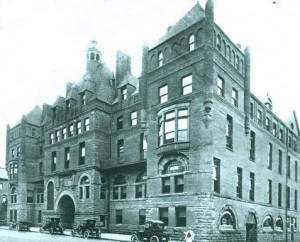 Toronto Paediatric Hospital