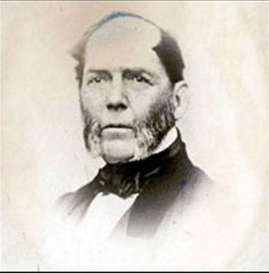Canadian geologist Abraham Gesner