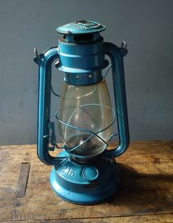 Kerosene Lamp to light the dark night